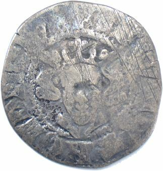 Picture of Edward I, Treasure (Durham) Penny 1272-1307 Very Good