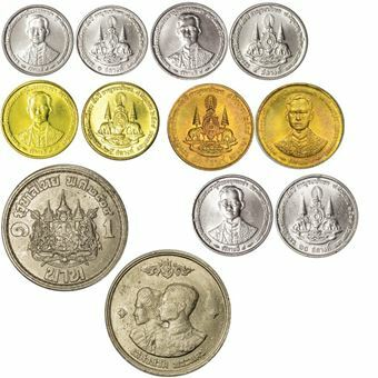 Picture of Thailand Mint Set