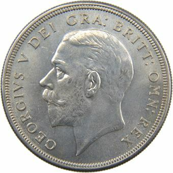 Picture of George V, Wreath Crown, 1928