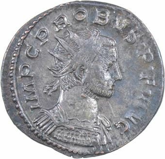 Picture of Probus AE. Antoninianus, Rev. COMES AVG