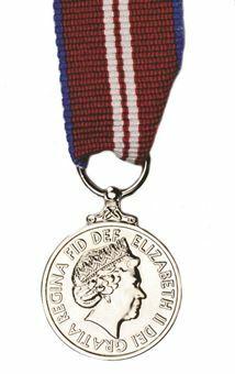 Picture of Miniature 2012 Queen Elizabeth II Medal