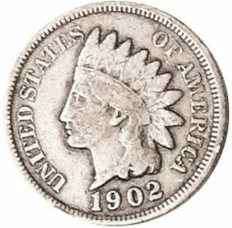Picture of United States of America, Indian Head Cent