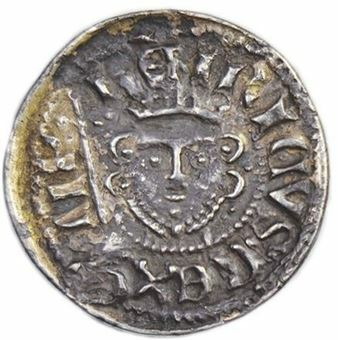Picture of UNIQUE - Henry III (1216-72) Double-Penny of Canterbury