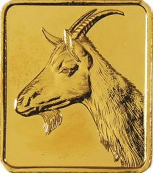 Picture of Royal Mint Zodiac Goat (1991)