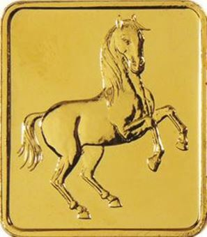 Picture of Royal Mint Zodiac Horse (1990)