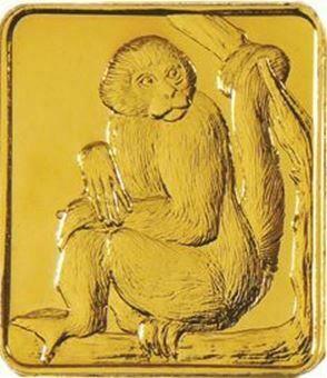 Picture of Royal Mint Zodiac Monkey (1992)