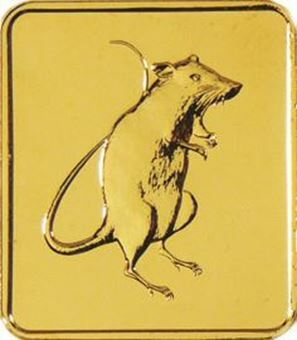 Picture of Royal Mint Zodiac Rat (1996)