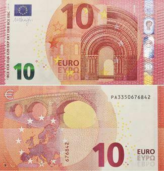 Picture of European Union 10 Euros 2014 P2