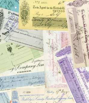 Picture of Coastal Cheque Collection (10)