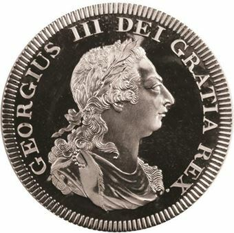 Picture of George III Wales Patina Pewter