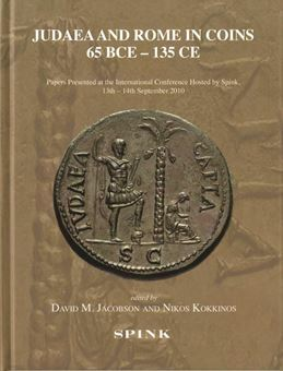 Picture of Judaea & Rome in Coins