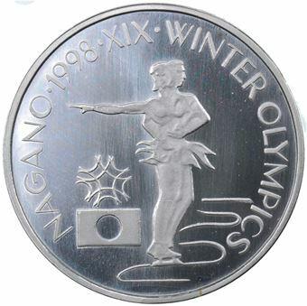 Picture of Romania, Ice Dance Olympics Aluminium