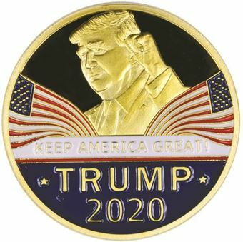 Picture of United States of America, Trump Re-Election Medal 2020