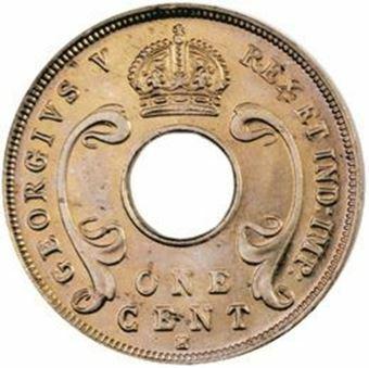 Picture of East Africa & Uganda 1c 1912H BU