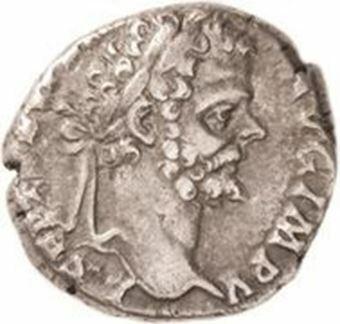 Picture of Septimius Severus Denarius Fine