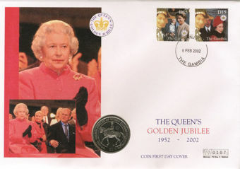 Picture of British Virgin Islands Gold Jub Cover