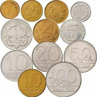 Picture of Poland, 12 Coin Mint Set