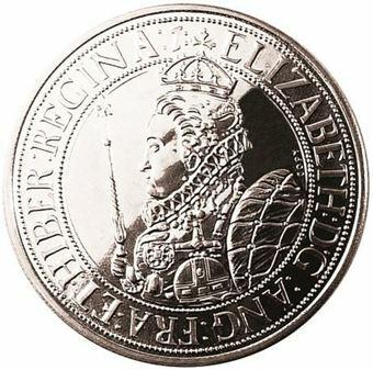 Picture of Somalia, Elizabeth I 400th Anniversary Unc CN