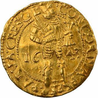 Picture of Netherlands, Gelderland Gold Ducat 1643