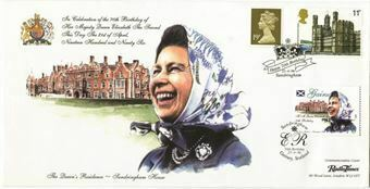 Picture of Queen's 70th Gairsay Covers
