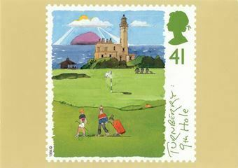 Picture of Golf PHQ set 1994