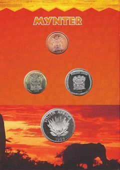 Picture of South Africa, Mint Set, 1999
