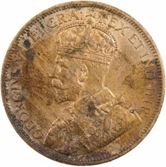 Picture of Canada, Large Cent 1916