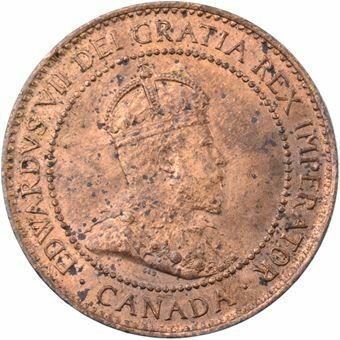 Picture of Canada, Large Cent 1902