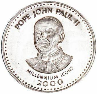 Somalia_25_Shillings_2000_John_Paul_Obv