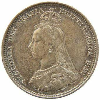 Queen_Victoria_1887_Shilling_Obv