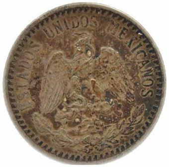 Mexico_20_Centavos_1919_Scarce_Obv