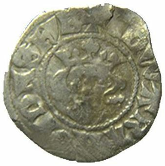 Picture of Edward I, Treasure (London) Penny 1272-1303 Very Good