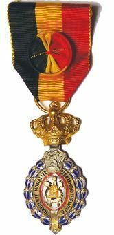 Picture of Belgium Medal for Labour Service