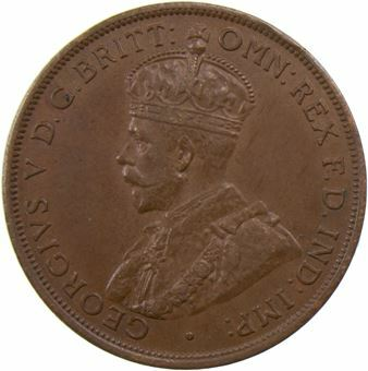 Picture of Jersey, 1/12th Shilling 1923