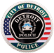 Picture of United States of America, Detroit Police Department Challenge Coin