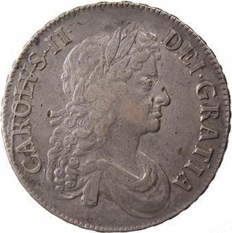 Charles II_Crown_1672