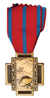 Picture of Belgium, World War I Fire Medal