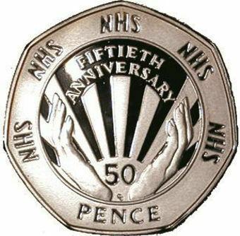 1998_NHS_50p_Silver_Proof_Piedfort_rev