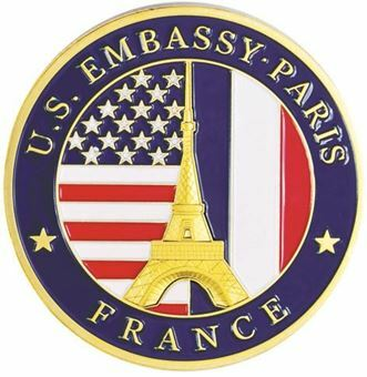 Picture of United States of America, U.S. Embassy in Paris