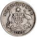 Picture of Australia, George V Silver Set