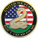 Picture of United States of America, Don't Tread on Me Challenge Coin
