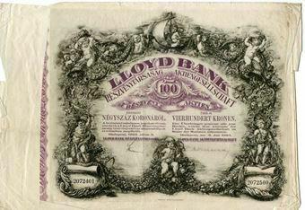 Hungary_100_Kronen_Bond_Lloyd_Bank