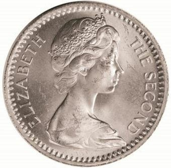 Rhodesia Elizabeth II Pair Unc _obv