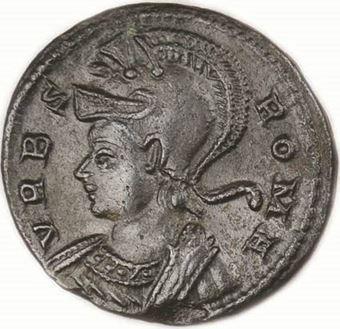 Rome Commemorative Coin_obv