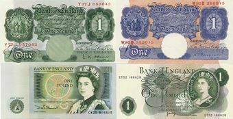 Pound Type Set F/VF_illustration
