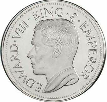 Picture of Ceylon, Edward VIII Cupro-nickel