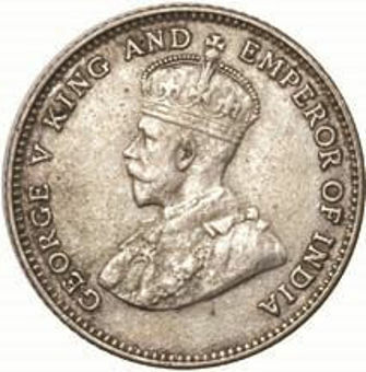 Picture of Straits Settlements, George V 10 Cents 1927