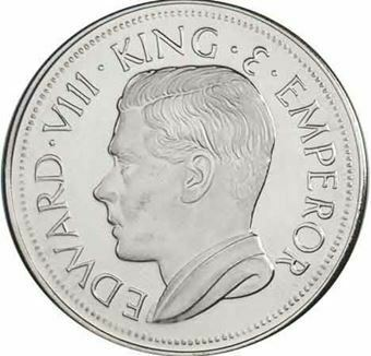 Picture of Straits Settlements, Edward VIII Cupro-nickel