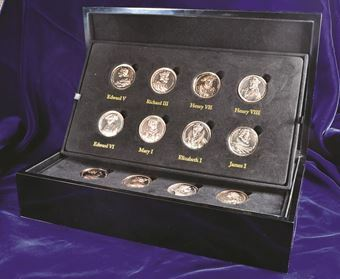 Picture of Dassier Medals & Book
