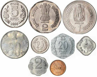 Picture of India Mint Set